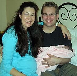 Lizzie, Mark, Kejiah Joy Esther Grayson